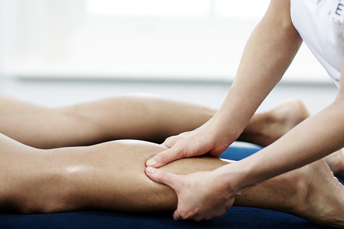 sports massage weightlifting