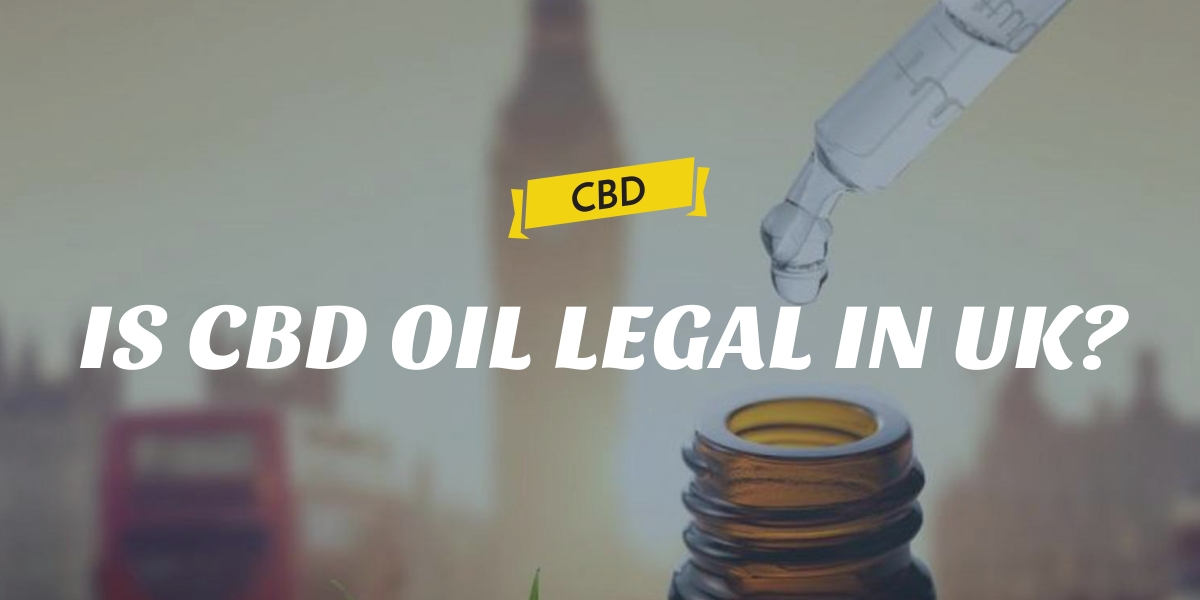 IS CBD OIL LEGAL IN UK?